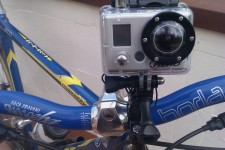 Time-lapse sobre la bicicleta