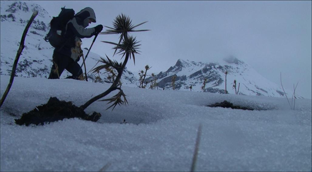 Ascensión a la Cuta Baxa en los Pirineos.