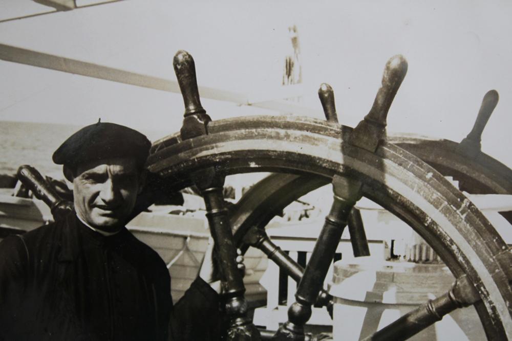 Miguel Cañizal, autor de las fotos inéditas de la Guerra Civil