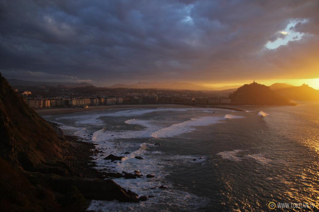 El País Vasco ofrece unos paisajes espectaculares.