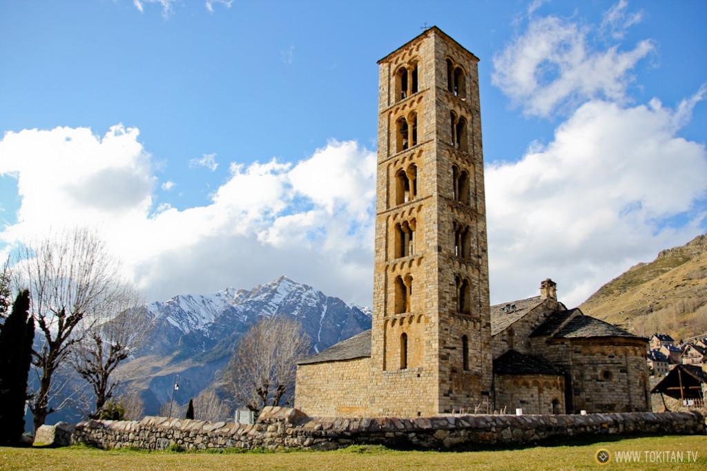 Iglesia románica de Sant Climent de Taüll.