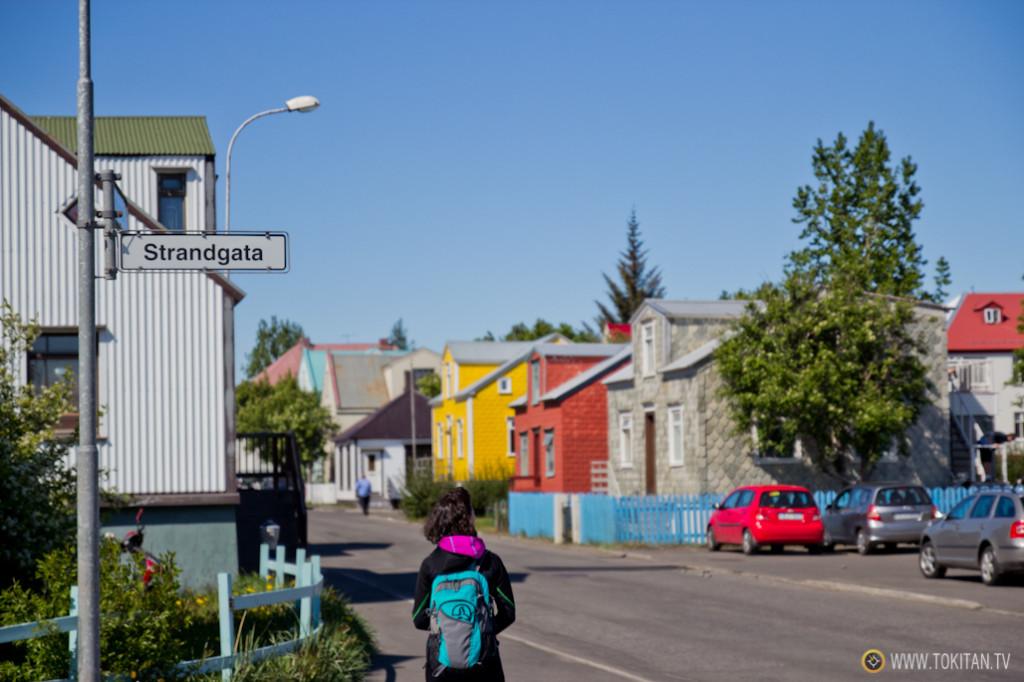 Con cerca de 18.000 habitantes, Akureyri es la cuarta ciudad del País, considerada la capital del Norte.