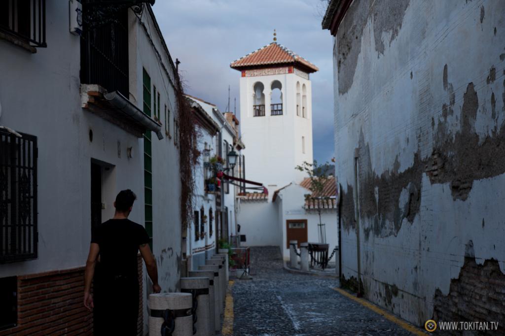 La Mezquita Mayor de Granada.