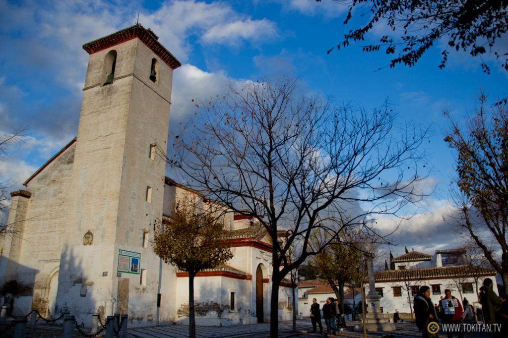 La Iglesia de San Nicolás.