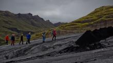 Trekking glaciares Islandia