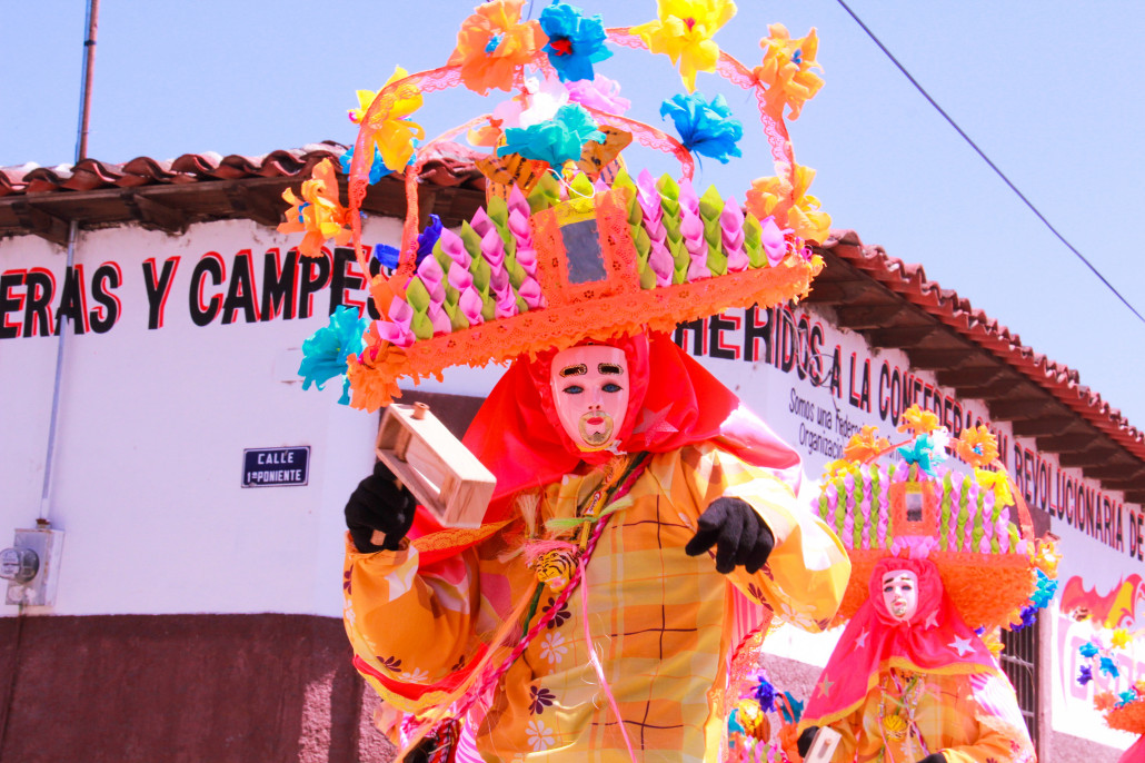 Carnaval Xoque Coiteco en Ocozocoautla (Chiapas), México. Frank Vela https://www.flickr.com/photos/189_/12982832064/in/dateposted/