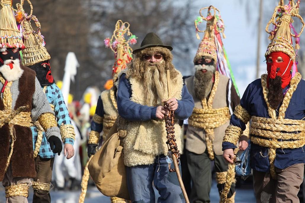 El carnaval de las montañas de o Karnawał_Góralski. Foto by PolandMFA https://www.flickr.com/photos/polandmfa/