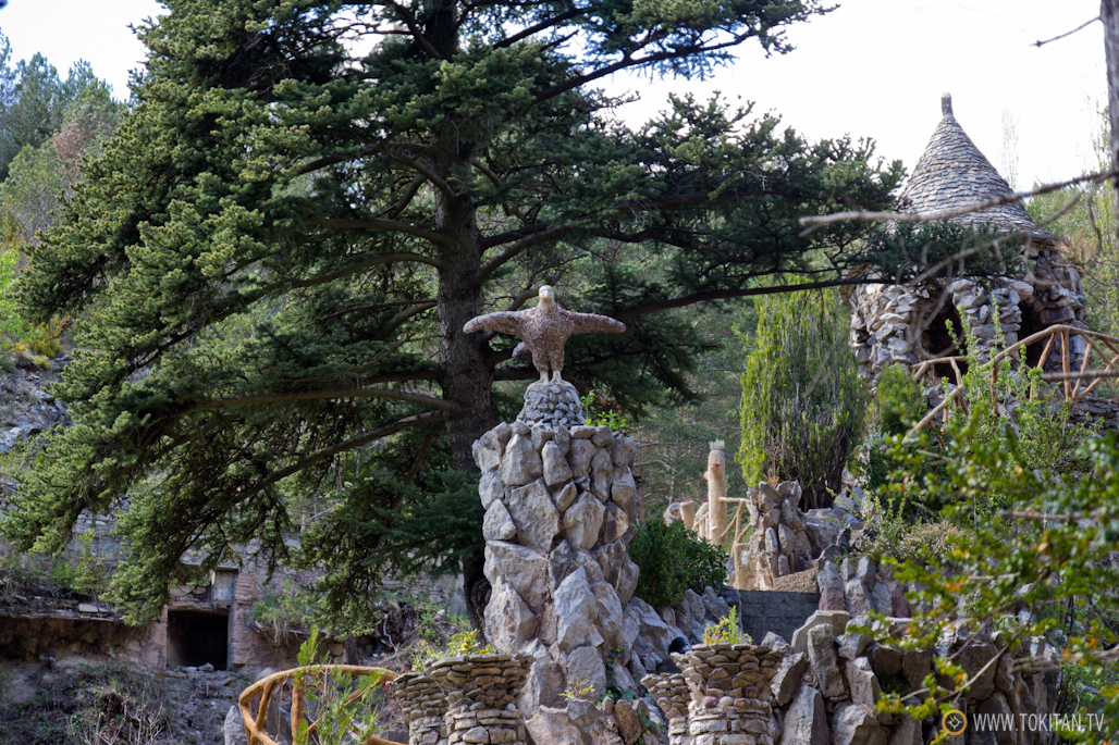 jardins_artigas_obra_desconocida_gaudi_barcelona_bergueda_aguila