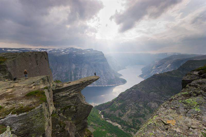 Trolltunga, la lengua del troll | Jay Patel - Visit Norway