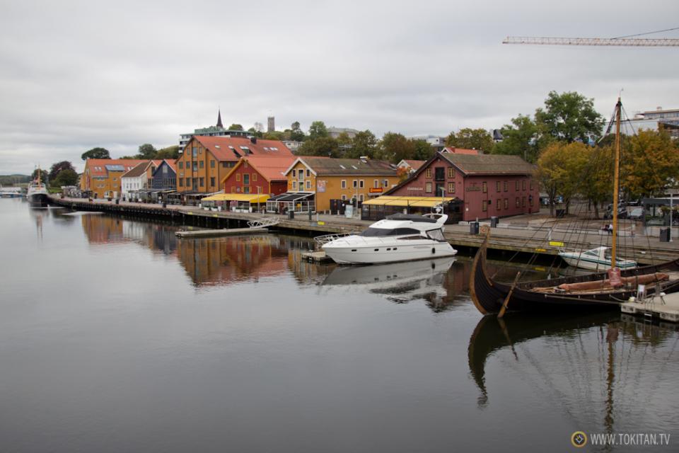 ruta-vikinga-noruega-barco-vikingo-historia-puerto-tonsberg-brygge-vestfold-oseberg-saga