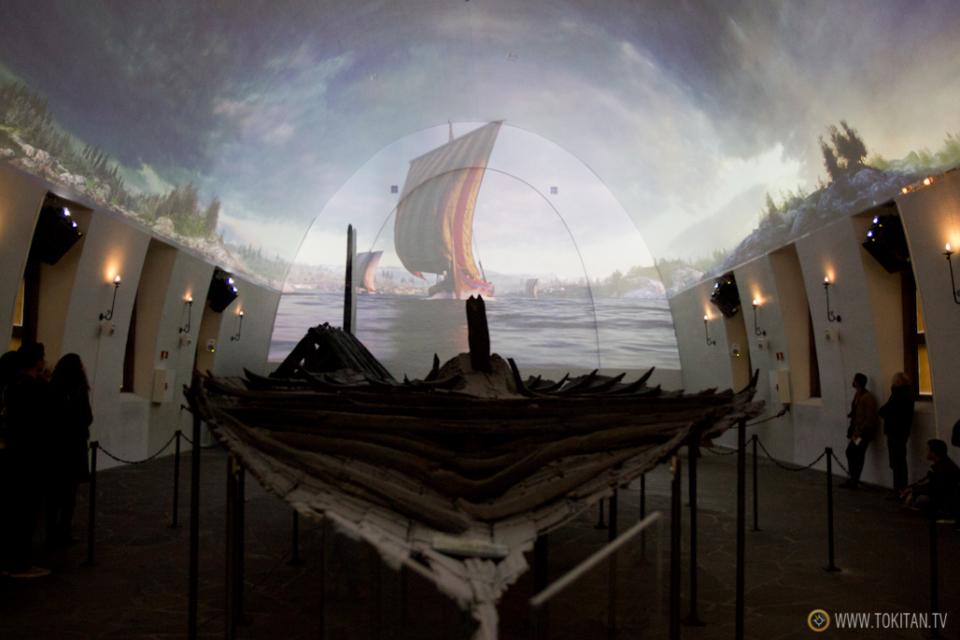 ruta-vikinga-noruega-oslo-museo-barco-vikingo-historia-proyeccion-drakkar